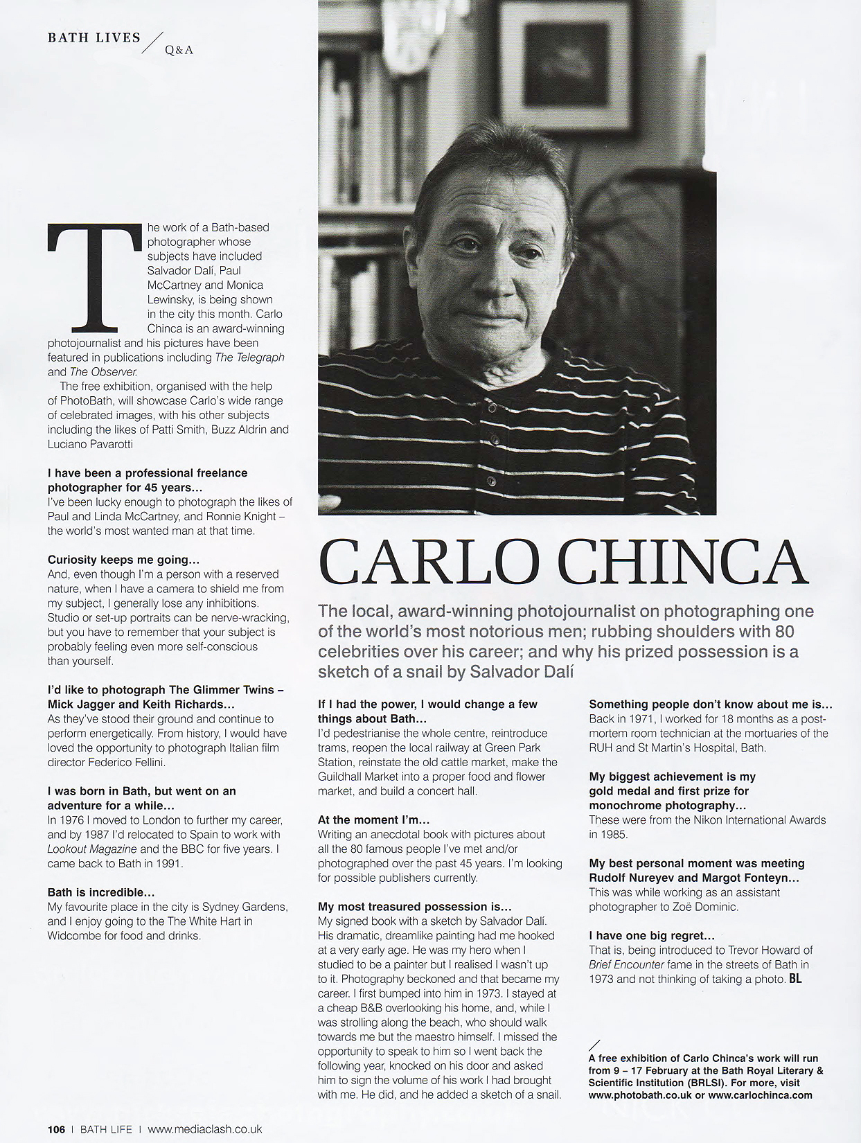 carlo chinca-bath life-feb2018